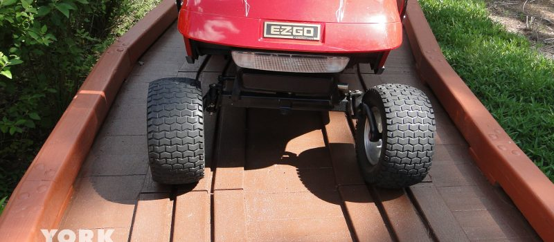 Golf Cart Deck Systems