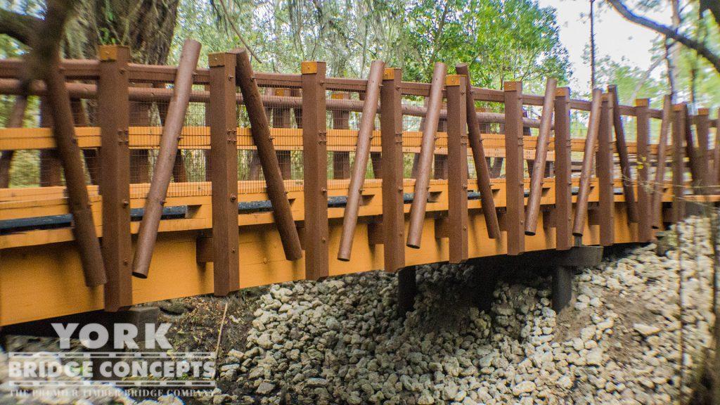 Cone Ranch Vehicular Bridges – Plant City, FL | York Bridge Concepts - Timber Bridge Builders