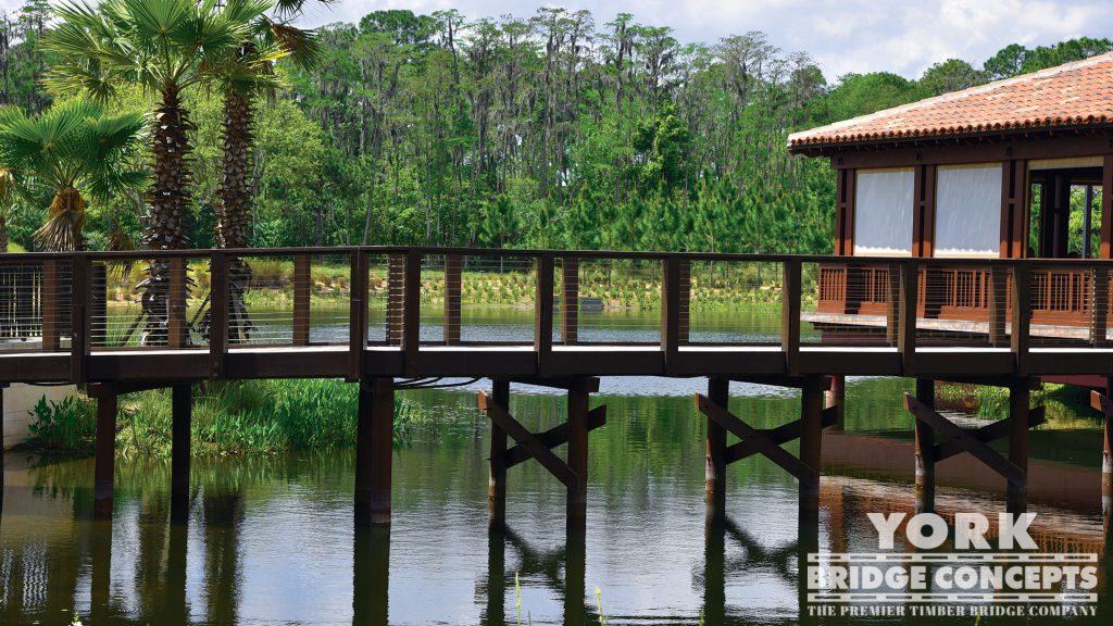 Four Seasons Resort Boardwalk | York Bridge Concepts - Timber Bridge Builders