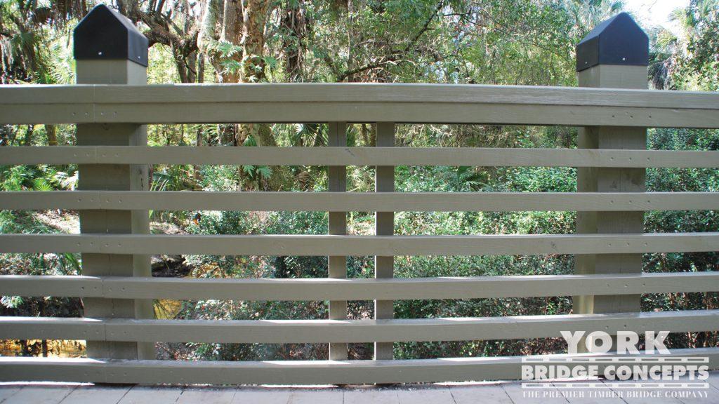 Alafia Creek Trail Pedestrian Bridge – Lithia, FL | York Bridge Concepts -Timber Bridge Builders