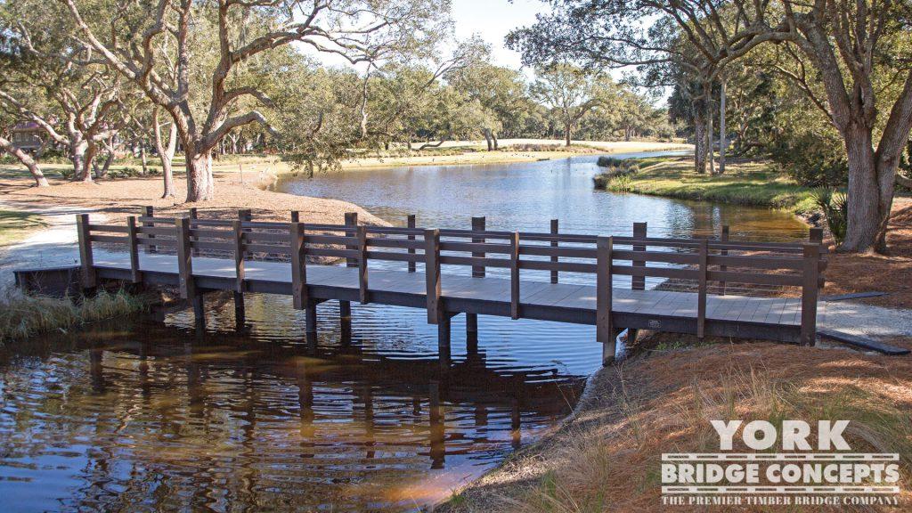 Kiawah Island Ocean Park Pedestrian Bridges – Kiawah Island, SC | York Bridge Concepts - Timber Bridge Builders