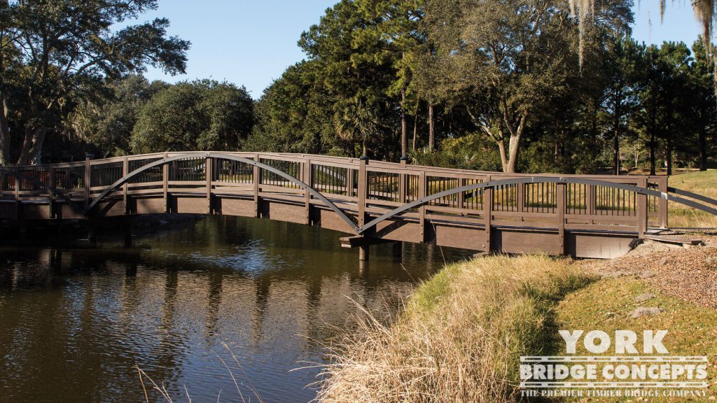 Cassique at Kiawah Island Pedestrian Bridge – Kiawah Island, SC | York Bridge Concepts - Timber Bridge Builders