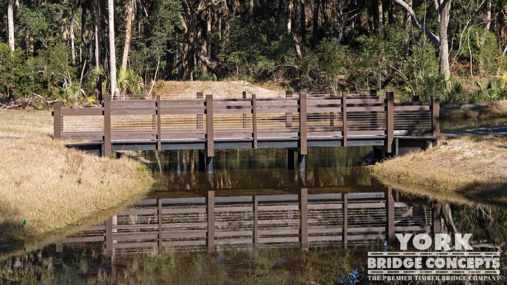 Kiawah Island Ocean Park Pedestrian Bridges – Kiawah Island, SC | York Bridge Concepts - Timber Bridge Builders