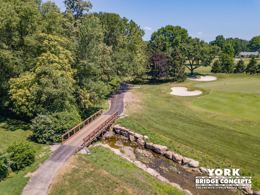 Westborough Golf Course Bridge Context | York Bridge Concepts on 2002 chrysler gem cart, car cart, box cart,