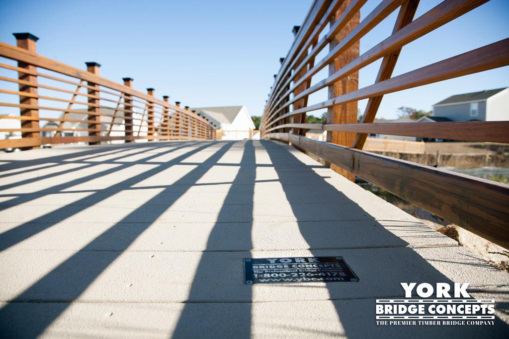 Fox Horn Pedestrian Bridge - Myrtle Beach, SC