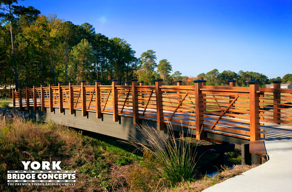 Fox Horn Pedestrian Bridge - Myrtle Beach, SC