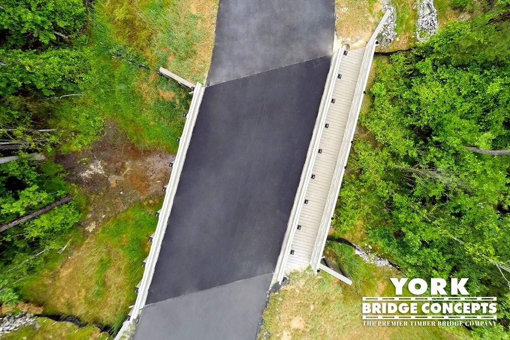 The Carolinas Timber Vehicular Bridge Construction | York Bridge Concepts