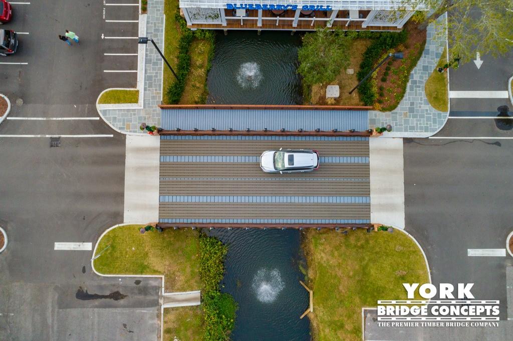 Barefoot Landing Timber Vehicular Bridge Design - Myrtle Beach, SC | York Bridge Concepts