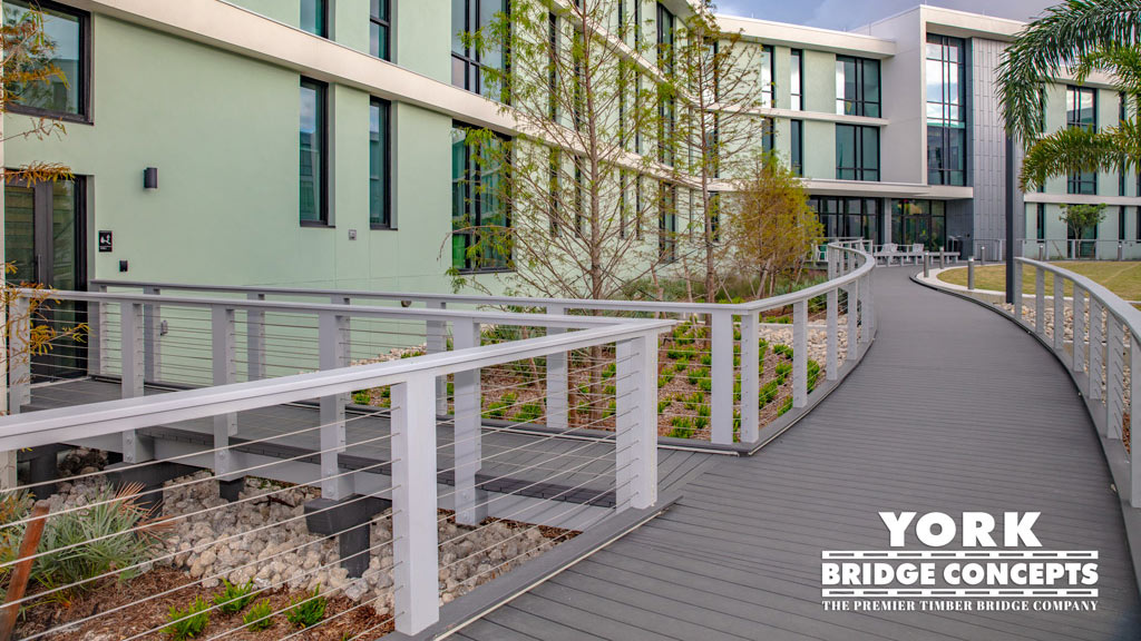 Timber Bridges in Campus Design