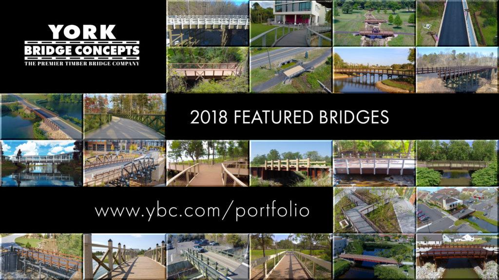 2018 Featured Timber Bridges