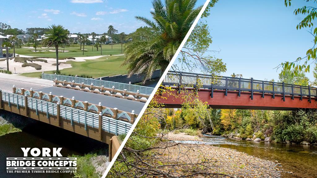 Free Span Timber Bridges