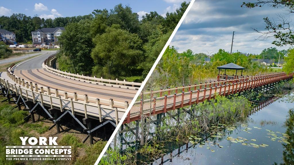 Repetitive Span Timber Bridges