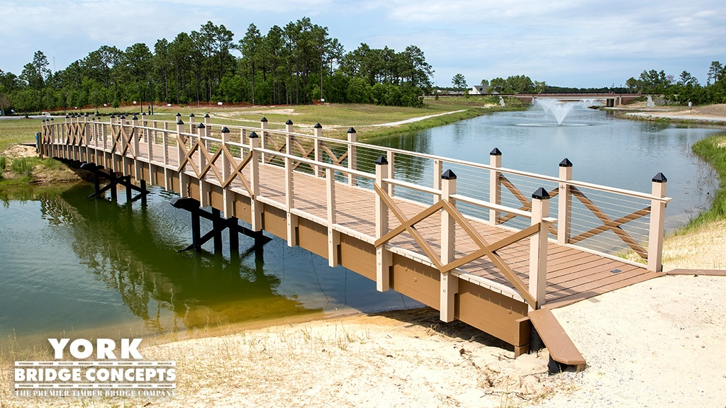 Timber Bridges for Master Plan Communities