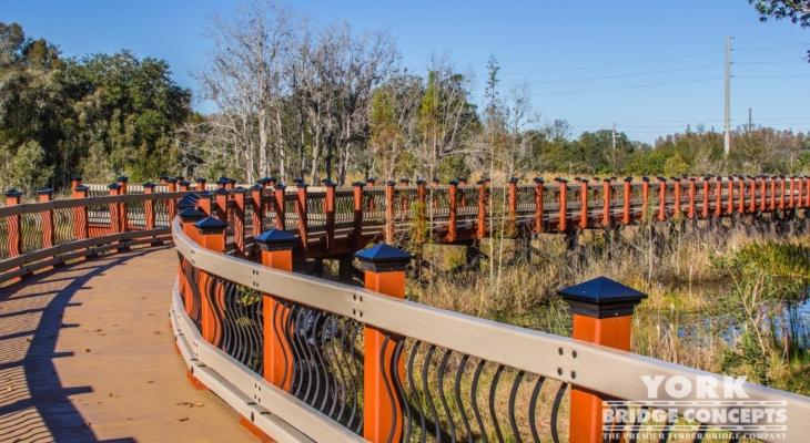 Sienna Village Boardwalk