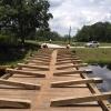 Tranquilo Golf Cart Bridge - Construction Process (17)