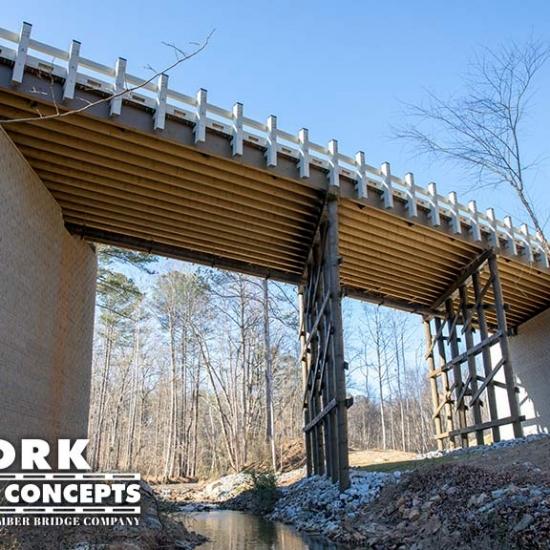 Inspired Living Vehicular Bridge – Alpharetta, GA