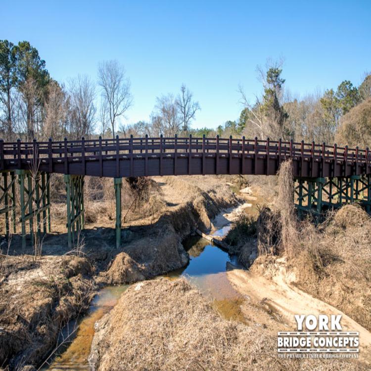 Town Village Vehicular Bridge